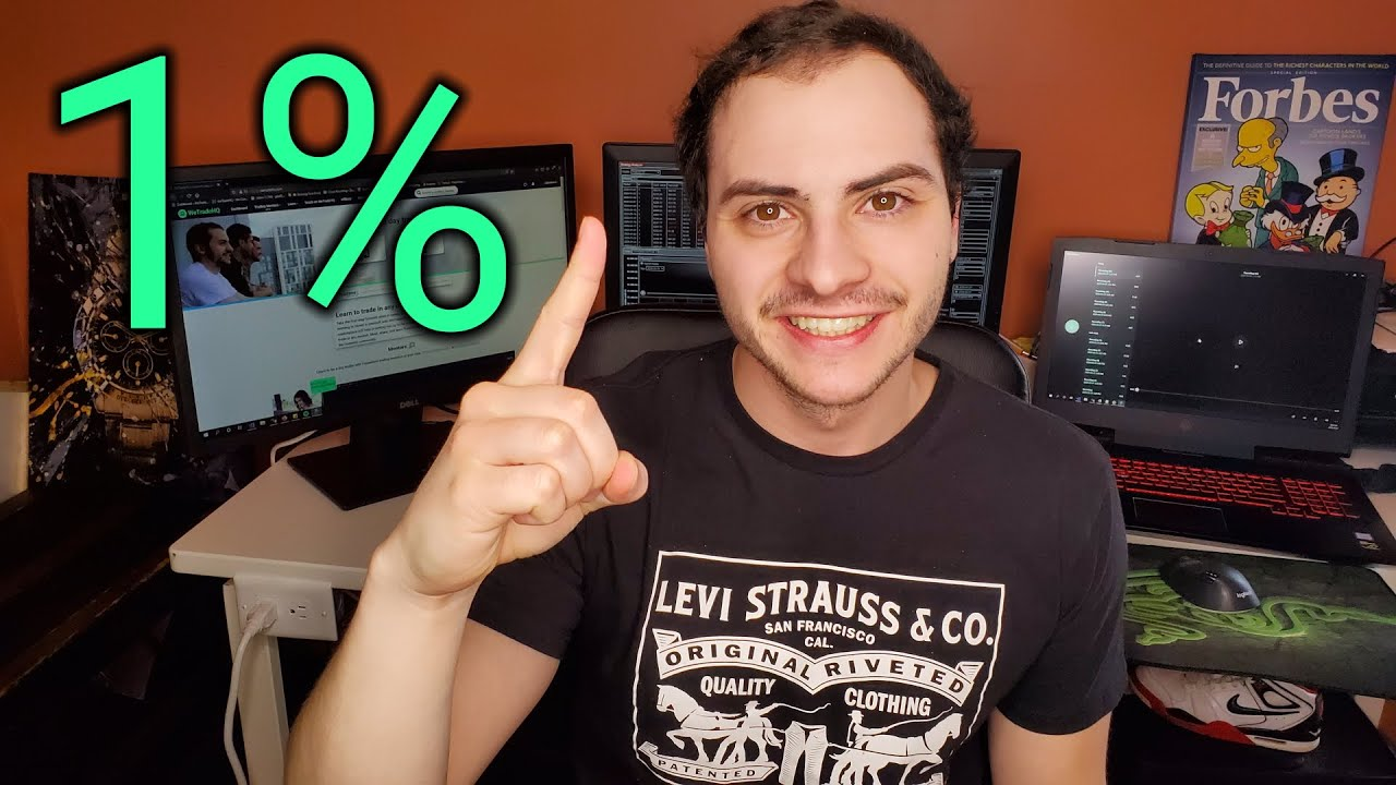 How I make 1 percent profit per day with my trading bot